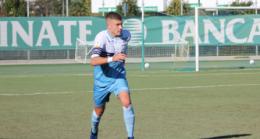 Lazio, Nicoló Armini saluta. Il 2001 in prestito al Piacenza