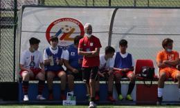 """Sporting San Cesareo, Pieri: """"L'obiettivo principale è la crescita dei ragazzi"""""""
