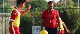 """Atletico 2000, Laureti: """"Ognuno deve dare il proprio contributo"""""""