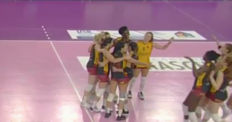 A2- Roma, la tv ti fa bella: Busto Arsizio ko in 3 set