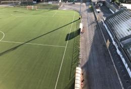Il Guidonia torna ad allenarsi al Comunale