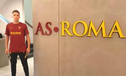 Club Olimpico Romano, che gioia! Fiori Aliaj vola alla Roma