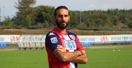 """Atletico Terme Fiuggi, Del Duca: """"Felice per il rientro ora pronto a dare il massimo"""""""
