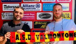 Città di Valmontone, primo colpo da Promozione: in difesa c'è Romaggioli