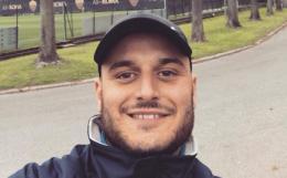 """Fiano Romano, Sassone: """"Ragazzi continuate a credere nel calcio"""""""