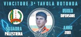 T&T, 3ª Tavola Rotonda: parla il vincitore Andrea Cerbara