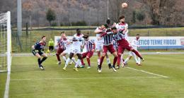 Atletico Terme Fiuggi, finisce a reti bianche contro il Real Giulianova