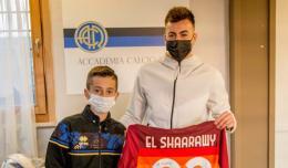 Accademia Calcio Roma, lotteria per la scuola calcio insieme ad El Shaarawy