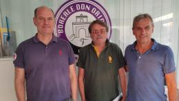 Boreale Don Orione, nuovo direttore tecnico: torna in viola Guido Rossi