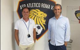 """Atletico Roma VI, Buccella si presenta: """"Primi passi? Meglio del previsto"""""""
