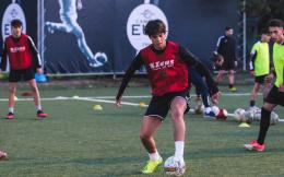 """Campus Eur, Bucur: """"Felice per il mio primo gol con questa maglia"""""""