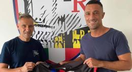 Fiano Romano, conferma di spessore: Mario De Simone resta rossoblù