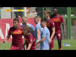 Primavera   Roma - Lazio 1-1