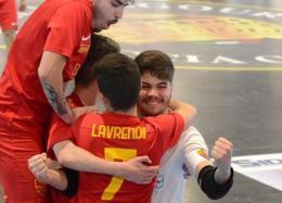 Roma, buona la prima. Cioli Ariccia sconfitta con quattro gol