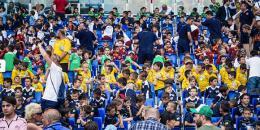 """Oltre 3000 bambini hanno affollato il terreno di gioco. Giovanni Malagò: """"Questi eventi riconciliano con il calcio"""""""