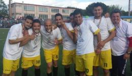 La cronaca del trionfo del Cre. Cas. Città di Palombara sul Guidonia nella finale di Coppa Italia