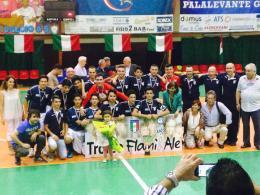 Gli Allievi del Velletri vincono la Coppa Lazio Trofeo Flami & Ale