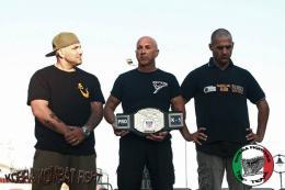 Nell'evento organizzato dalla Cecchini Team si sfideranno Lucci e Sidoti per il titolo di campione d'Italia