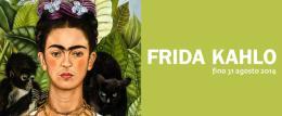 Ultimi giorni per la mostra dedicata all'artista messicana Frida Kahlo