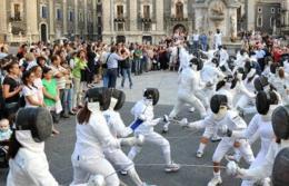Il Frascati Scherma parteciperà al Flashmob indetto dalla federazione mondiale