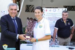 L'Acquedotto trionfa nel Torneo Internazionale di Roma Capitale. Brenda Moroni eletta mvp
