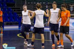 L'Acquedotto, positiva l'amichevole contro il PMB Futsal: 5-1 per le alessandrine