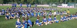 Il 4 ottobre open day per la Dabliu Soccer: ospiti Bruno Conti e Riana Nainggolan