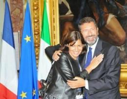Roma e Parigi: si rafforza il gemellaggio tra le due capitali