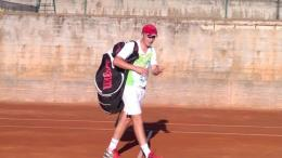 New Country Club, riparte la scuola tennis...e Petrangeli vince un torneo