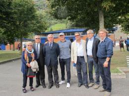 """""""Emozione Lago"""", una grande festa di sport a Castel Gandolfo"""