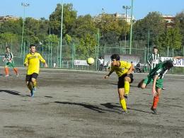 Rocco trascina il Palestrina, ma il primo gol fa arrabbiare la Fortitudo Roma