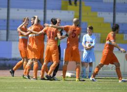 La Lupa Roma ferma sull'1-1 la Casertana e sale a 17 punti