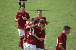 Giovanissimi Nazionali: il Frosinone regge un tempo, la Roma espugna Supino
