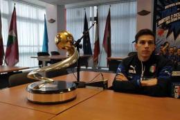 A Montesilvano presentato il doppio test della nazionale contro Olanda e Polonia