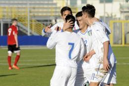 Nazionale U19, Piu e Palombi stendono l'Albania in amichevole