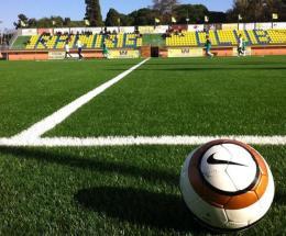 Il Perugia calcio in ritiro nel centro sportivo del Racing Club