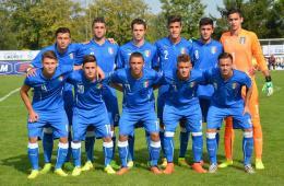 Nazionale U18: successo in casa dell'Albania, gol di Bifulco e Dalmonte