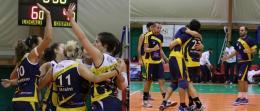 Successi per le due prime squadre della Dream Team Roma