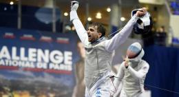 Splendido secondo posto per Garozzo in Coppa del Mondo