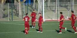 Roma, successo in rimonta contro l'Atalanta: è la prima finalista