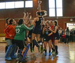 Indoor: la Libertas San Saba U19 è campione d'Italia