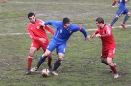Italia - Georgia: finisce 1-1 nel fango di Genzano
