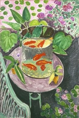 "Alle Scuderie del Quirinale la mostra ""Matisse Arabesque"""