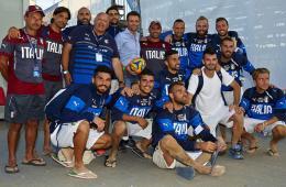 Beach soccer, a Formia il raduno della Nazionale di Esposito