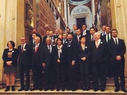 """Ambiente, il sindaco Marino: """"Roma vuole essere un esempio"""""""