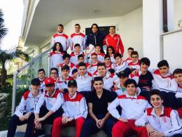 """Atletico Monteporzio, doppia soddisfazione alla """"Victory Cup"""""""