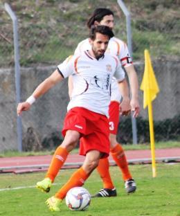 Boldrini-gol: la Lupa riacciuffa la Nuorese