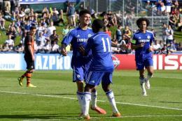 Il Chelsea è la migliore squadra under 19 d'Europa. Shakhtar Donetsk al tappeto
