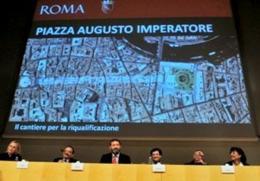 Piazza Augusto Imperatore: finita l'attesa, parte il progetto