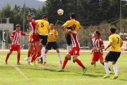 La Lupa torna alla vittoria, 1-0 all'Isola Liri